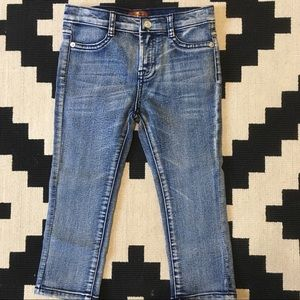 7 For All Mankind 3T skinny jeans